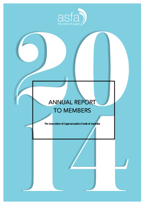 Download ASFA Annual Report 2014