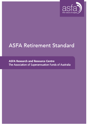 Download The ASFA Retirement Standard